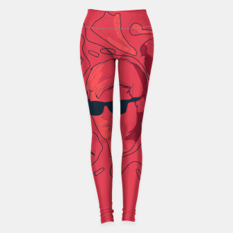 Thumbnail image of Baby Driver Leggings, Live Heroes