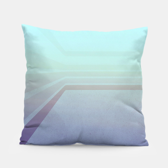 Thumbnail image of Horizontal flight (Blue edition)  Pillow, Live Heroes