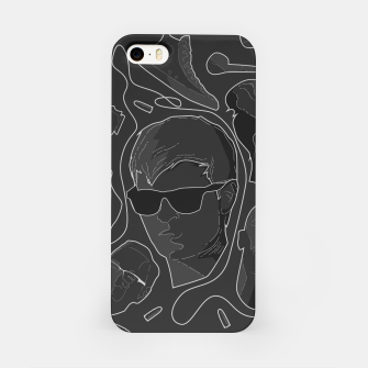 Thumbnail image of Baby Driver iPhone Case, Live Heroes