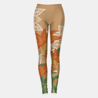 Miniature de image de GROWTH Leggings, Live Heroes