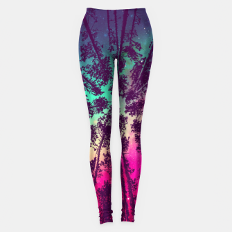 Just a stargazer Leggings obraz miniatury