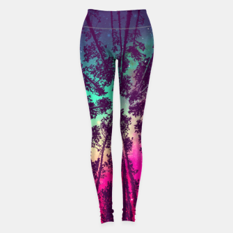 Thumbnail image of Just a stargazer Leggings, Live Heroes