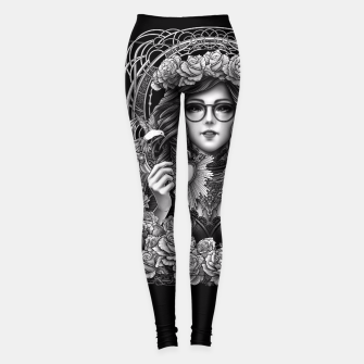 Thumbnail image of Winya No. 84-2 Leggings, Live Heroes
