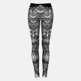 Thumbnail image of Winya No. 61 Leggings, Live Heroes