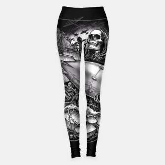 Thumbnail image of Winya No. 97 Leggings, Live Heroes