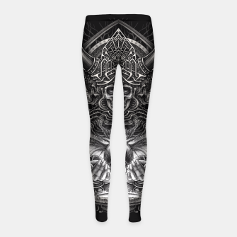 Thumbnail image of Winya No. 102 Girl's Leggings, Live Heroes