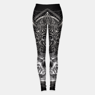 Thumbnail image of Winya No. 102 Leggings, Live Heroes