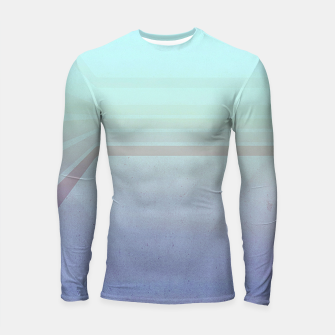 Thumbnail image of Horizontal flight (Blue edition)  Longsleeve Rashguard , Live Heroes