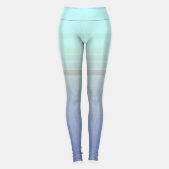 Thumbnail image of Horizontal flight (Blue edition)  Leggings, Live Heroes