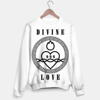 Thumbnail image of HOLY Brand: Divine Love  Sweater, Live Heroes