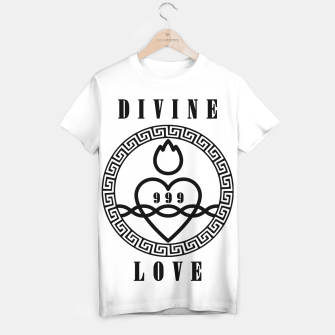 Thumbnail image of HOLY Brand: Divine Love  T-shirt, Live Heroes