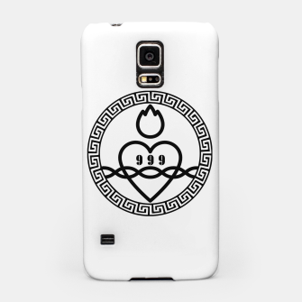 Thumbnail image of HOLY Brand: Divine Love Symbol Samsung Case, Live Heroes