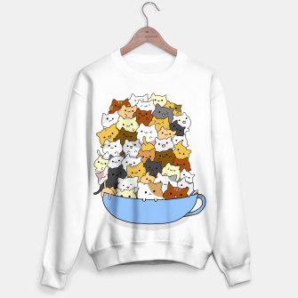 Miniaturka Full Cup Cats Sweater regular, Live Heroes