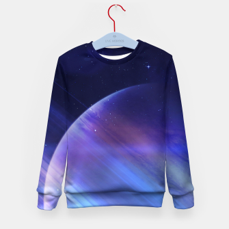Thumbnail image of Secrets of the galaxy Kid's Sweater, Live Heroes
