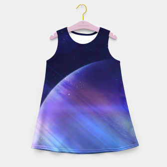 Thumbnail image of Secrets of the galaxy Girl's Summer Dress, Live Heroes