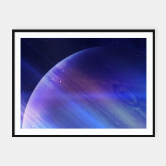 Thumbnail image of Secrets of the galaxy Framed poster, Live Heroes