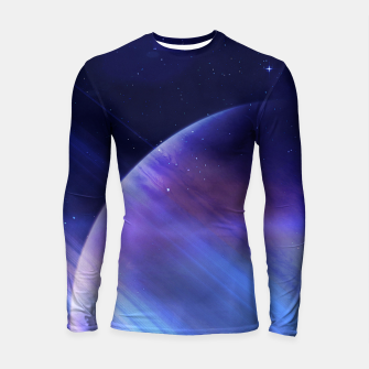 Thumbnail image of Secrets of the galaxy Longsleeve Rashguard , Live Heroes