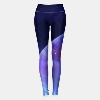 Thumbnail image of Secrets of the galaxy Leggings, Live Heroes