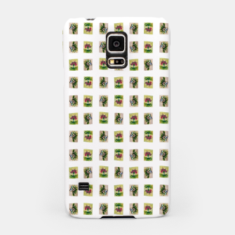 Thumbnail image of vegetable bouquet pattern by Yulia Korneva taba  Samsung Case, Live Heroes