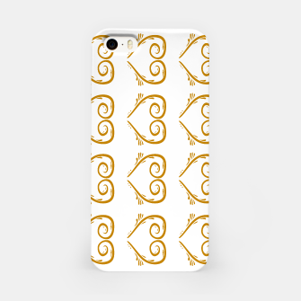 Thumbnail image of iPhone Case with Gold mandala Art / WHITE, Live Heroes