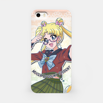Miniaturka Sailor Moon Usagi Tsukino Mugen Version iPhone Case, Live Heroes