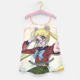 Miniaturka Sailor Moon Usagi Tsukino Mugen Version Girl's Dress, Live Heroes
