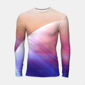 Thumbnail image of Return to the secrets of the galaxy  Longsleeve Rashguard , Live Heroes
