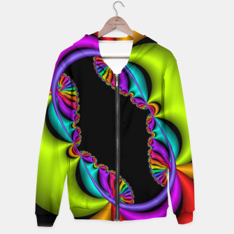 crossing colors -4- Hoodie thumbnail image