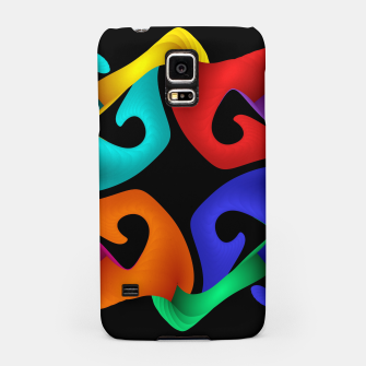 Thumbnail image of crossing colors -2- Samsung Case, Live Heroes