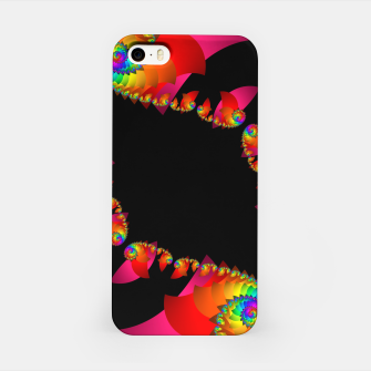 crossing colors -1- iPhone Case thumbnail image