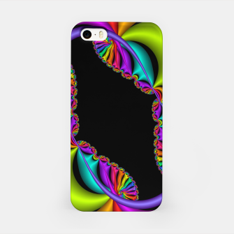 crossing colors -4- iPhone Case thumbnail image