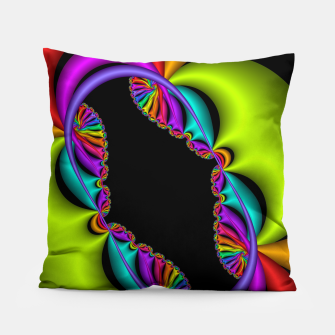 crossing colors -4- Pillow thumbnail image