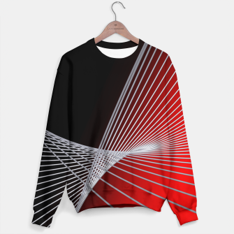 Thumbnail image of crossing lines -6- Sweater, Live Heroes