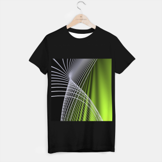 Thumbnail image of crossing lines -5- T-shirt regular, Live Heroes