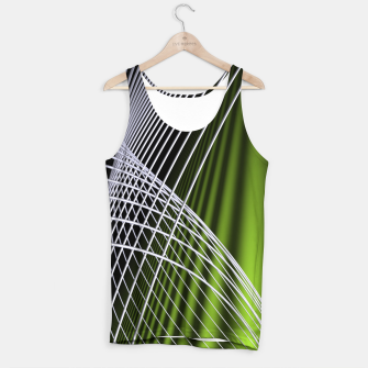 crossing lines -5- Tank Top thumbnail image