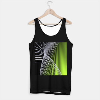Thumbnail image of crossing lines -5- Tank Top regular, Live Heroes