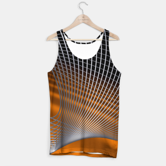 Thumbnail image of crossing lines -2- Tank Top, Live Heroes