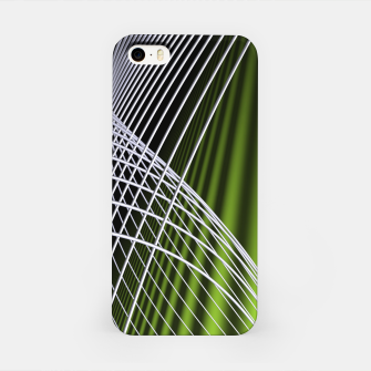 crossing lines -5- iPhone Case thumbnail image