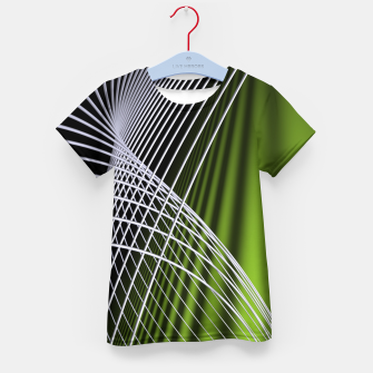crossing lines -5- Kid's T-shirt thumbnail image