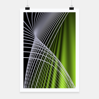Thumbnail image of crossing lines -5- Poster, Live Heroes