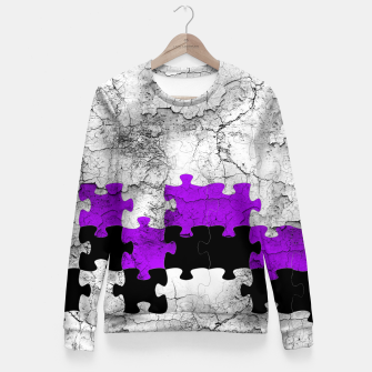 Thumbnail image of puzzle -1- Fitted Waist Sweater, Live Heroes