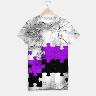 Thumbnail image of puzzle -1- T-shirt, Live Heroes