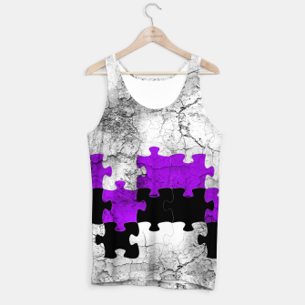Thumbnail image of puzzle -1- Tank Top, Live Heroes