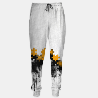 Thumbnail image of puzzle -4- Sweatpants, Live Heroes
