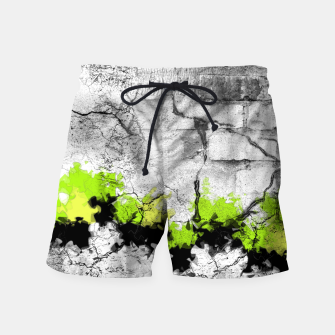 Thumbnail image of puzzle -3- Swim Shorts, Live Heroes