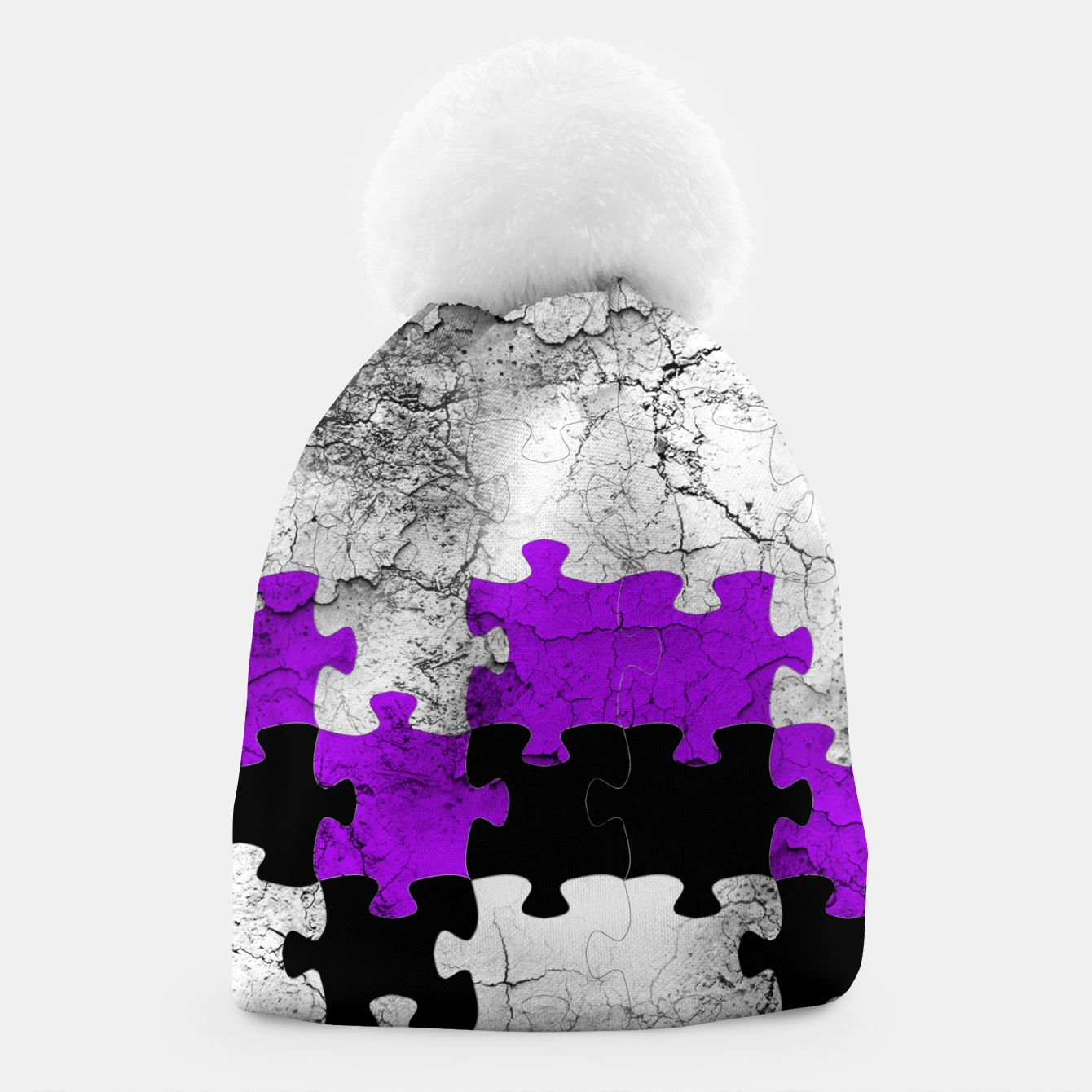 Image of puzzle -1- Beanie - Live Heroes