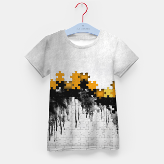 Thumbnail image of puzzle -4- Kid's T-shirt, Live Heroes