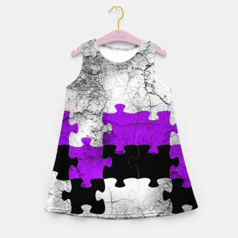 Thumbnail image of puzzle -1- Girl's Summer Dress, Live Heroes