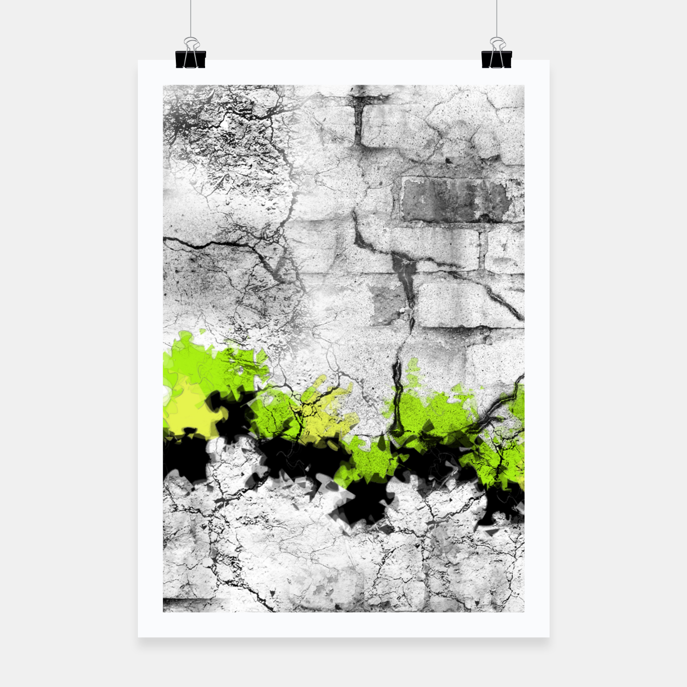 Image of puzzle -3- Poster - Live Heroes