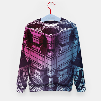 Thumbnail image of amazing -3- Kid's Sweater, Live Heroes